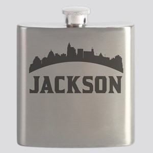 Jackson MS Skyline Flask