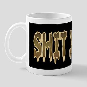 Shit Jockey Mug