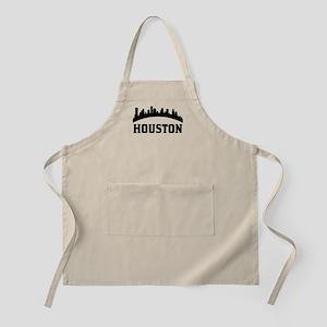 Houston TX Skyline Apron