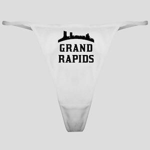 Grand Rapids MI Skyline Classic Thong