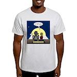 Werewolf Dating Problem Light T-Shirt