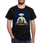 Werewolf Dating Problem Dark T-Shirt