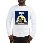 Werewolf Dating Problem Long Sleeve T-Shirt