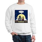 Werewolf Dating Problem Sweatshirt