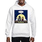 Werewolf Dating Problem Hooded Sweatshirt