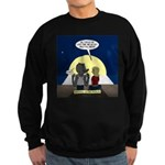 Werewolf Dating Problem Sweatshirt (dark)