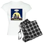 Werewolf Dating Problem Women's Light Pajamas