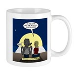 Werewolf Dating Problem Mug