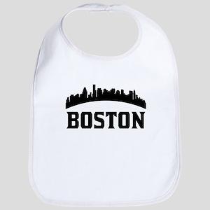 Boston MA Skyline Bib