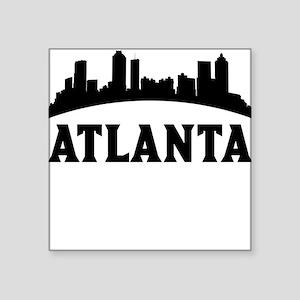 Atlanta GA Skyline Sticker