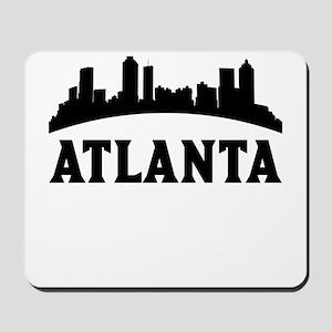 Atlanta GA Skyline Mousepad