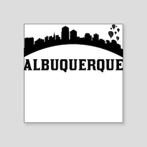 Albuquerque NM Skyline Sticker