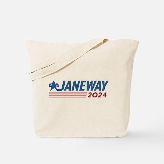 Vote Janeway 2020 Tote Bag