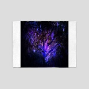 Mystic Tree 5'x7'Area Rug