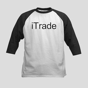 iTrade Kids Baseball Jersey