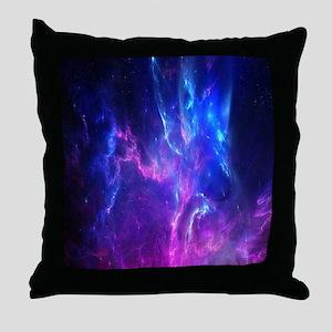 Amethyst Dreams Throw Pillow