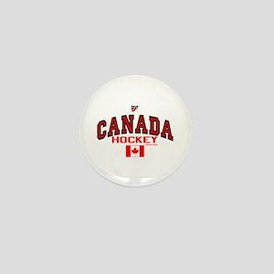 CA(CAN) Canada Hockey Mini Button