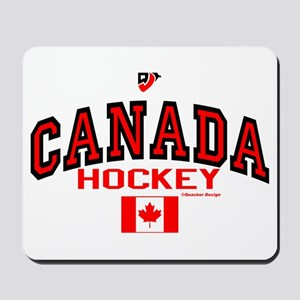 CA(CAN) Canada Hockey Mousepad