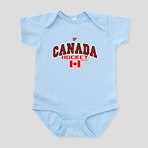 CA(CAN) Canada Hockey Infant Bodysuit