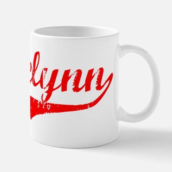 Madelynn Vintage (Red) Mug