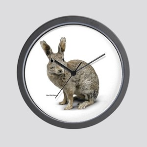 Rabbit Photo Wall Clock