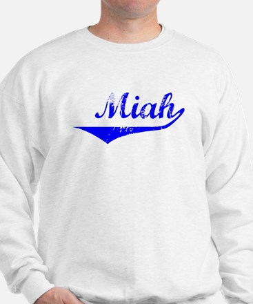 Miah Vintage (Blue) Sweater