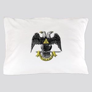 32nd Degree Mason Pillow Case
