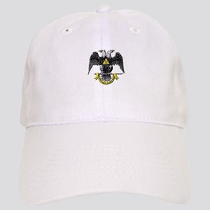 32nd Degree Mason Baseball Cap