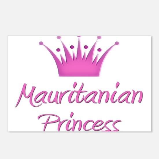 Mauritanian Princess Postcards (Package of 8)