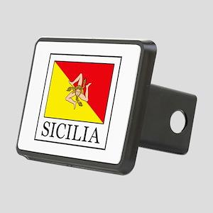 Sicilia Rectangular Hitch Cover