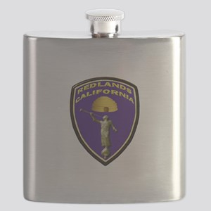 Redlands Latter Day Saint Flask