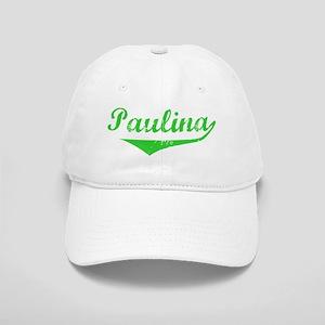 Paulina Vintage (Green) Cap