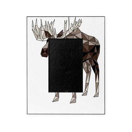 Geometric Moose Picture Frame by ADMIN_CP136285437