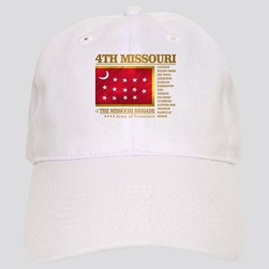 4th Missouri Infantry Baseball Cap