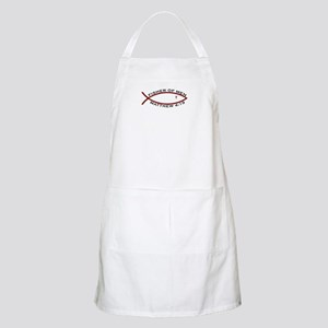 Fisher (RED) - BBQ Apron
