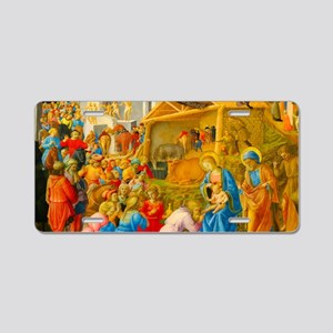 The Adoration of the Magi Nativity Scene Aluminum