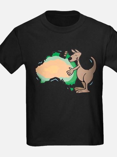 Aussie Kangaroo T