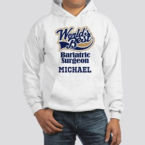 Bariatric Surgeon Personalized Gift Hoodie