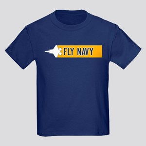 U.S. Navy: Fly Navy (F-35) T-Shirt