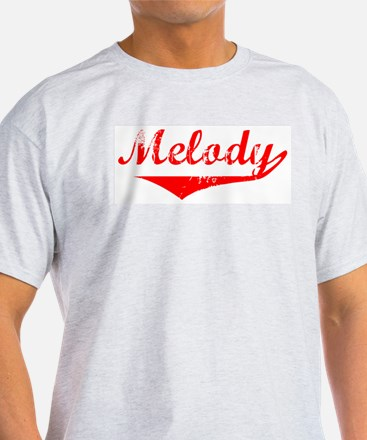 Melody Vintage (Red) T-Shirt