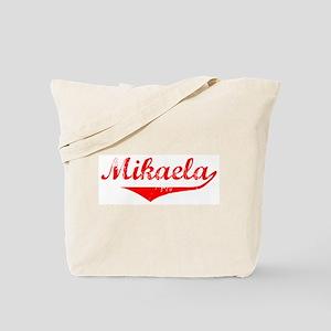 Mikaela Vintage (Red) Tote Bag