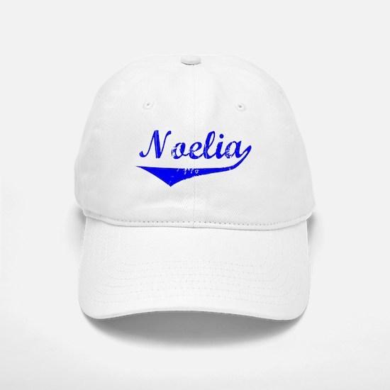 Noelia Vintage (Blue) Baseball Baseball Cap