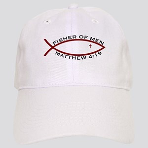 Fisher (RED) - Cap