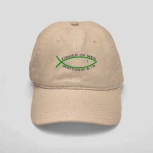 Fisher (GRN) - Cap