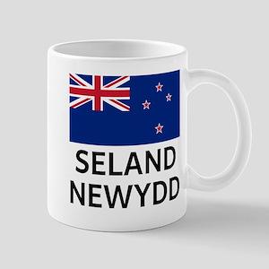 Seland Newydd Mugs