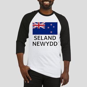 Seland Newydd Baseball Jersey