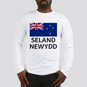 Seland Newydd Long Sleeve T-Shirt