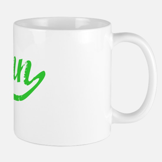 Ryann Vintage (Green) Mug