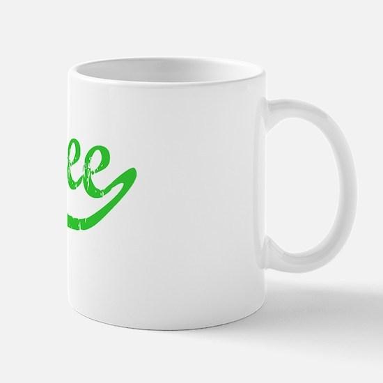 Rylee Vintage (Green) Mug