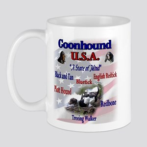 Coonhound USA Mug